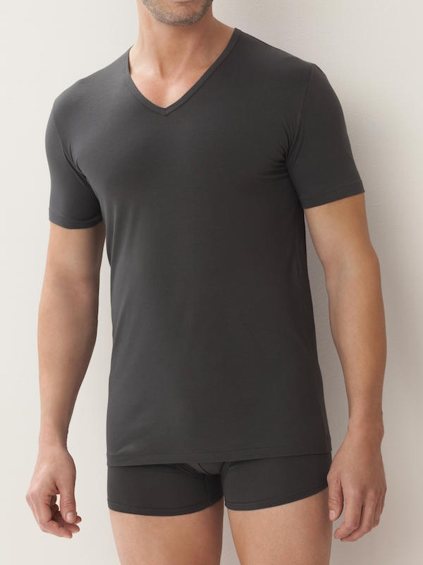 Pure Comfort Shirt VN SS graphite